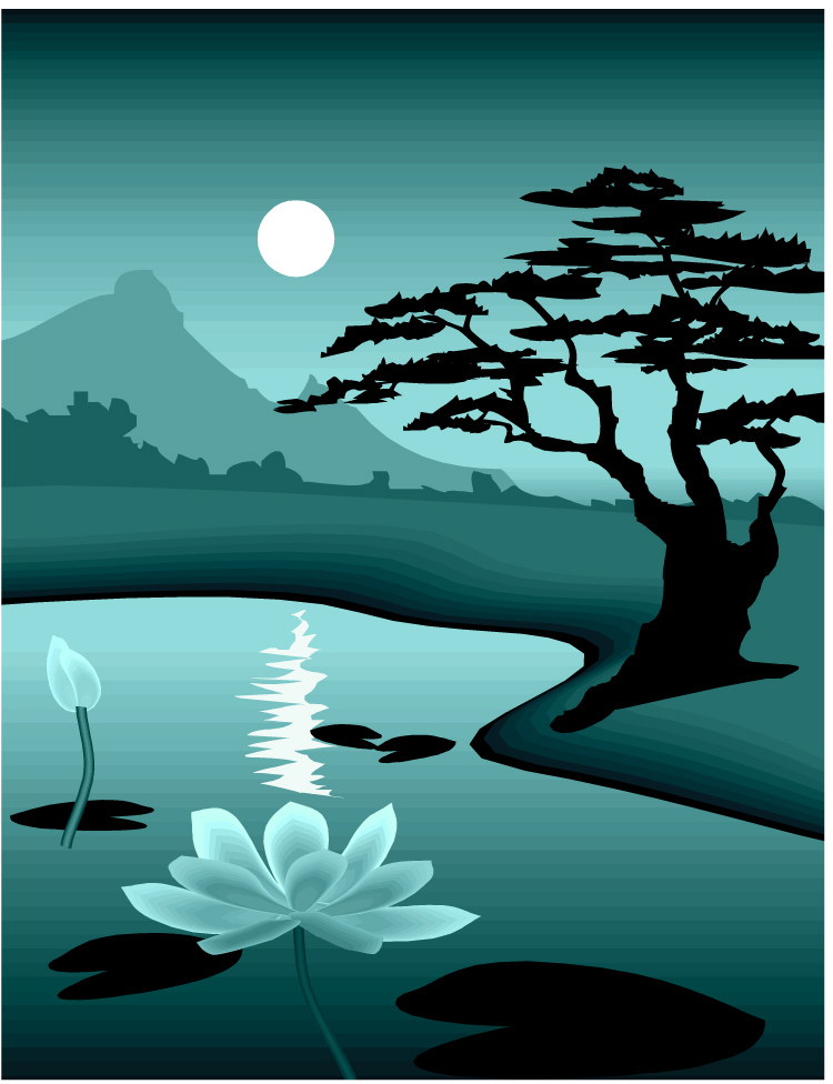 buddhism, karma, courage, faith